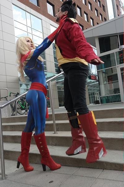 Captain Marvel Cosplay Costumes Guide As Well As Tips